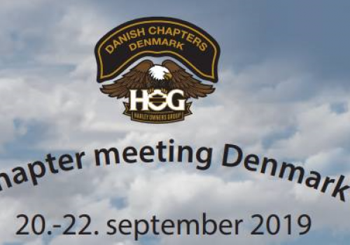 Chapter Meeting Denmark