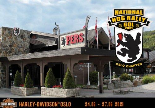 H.O.G. National Rally 2021…