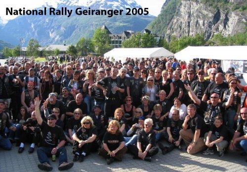 National Rally Geiranger 2005